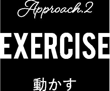 アプローチ2.動かす
